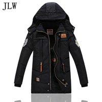 Wholesale degree children s winter jackets cotton padded children s clothing big boys warm winter down coat thickening outerwear
