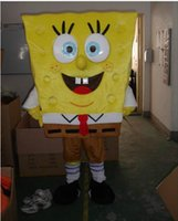 best movie pictures - best selling new Real Pictures Deluxe SpongeBo Mascot Costume Character Promotions