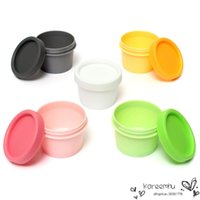 beautiful lotion - Beautiful Design Colors Empty Jar Pot Cosmetic Lotion Cream Bottle Box Container Screw Lid Lowest Price