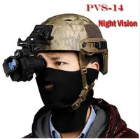 Wholesale Tactical HD infrared PVS Digital Night Vision Monocular Scope Device for Hunting