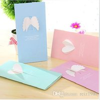 Wholesale Originality Greeting card new year Christmas birthday best wishes card including envelope