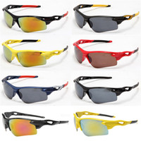 anti butterfly - Cool Polarized Sunglasses for Men Half Frame Anti UV Sports Cycling Glasses Cheap Brand Designer Sunglasses for Adults