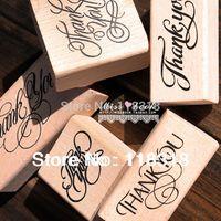 alphabet ink stamps - Min Order is Styles DIY Scrapbooking Vintage Wooden Alphabet Stamps Photo Album Decoration Stamp Rubber Ink Pad Stamp
