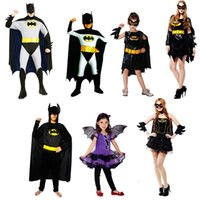 batman apparel - Batman Muscle Costume for Kids Adult Cosplay Superhero Jumpsuits Clothing Theme Apparel Party Decor Halloween Costumes