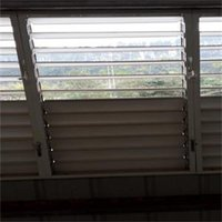 aluminum window suppliers - Factory price exquisite aluminum glass window shutters from China supplier BYC160402