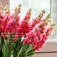 amelie wedding - Amelie artificial flower Violet silk flower Hyacinth Home Decorating