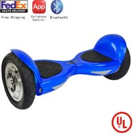 Wholesale Global Unique inch APP Cellphone Control Wheels Self Balance Electric Scooter Star Hoverboard Bluetooth UL2272 Listed