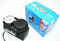 Wholesale Chinese good price Portable Mini Car Tire Air Compressor PSI and PSI Volt with Pressure Checking Gauge
