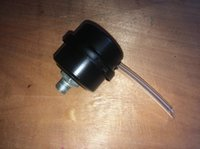 Wholesale BSP1 quot Iron air intake muffler for oilfree air compressor