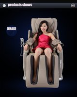 Wholesale Luxury Multifunctional Electric built in speaker MP3 Massage Chair foot roller capsule Sofa Designer Home Massage chair