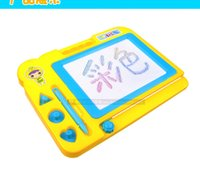 Wholesale Magnetic children drawing board SketchBook Pro Learning Education Toys