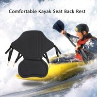 Wholesale Hot New Deluxe Comfort Sit On Top Kayak Seat Fishing Full Back Rest Support Angling Boat Seat D526