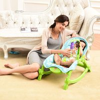 baby rocker bouncer - Baby Bouncer Newborn Infant Rocker Automatic Bouncing Melodies Sounds Toys Bar