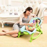 Wholesale Baby Bouncer Newborn Infant Rocker Automatic Bouncing Melodies Sounds Toys Bar