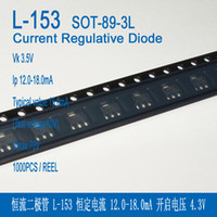 application display - to American CRD Current regulative Diode L SOT L Application to LED display
