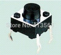 Wholesale 1000pcs Tactile Push Button Switch x6x5mm mm drop shipping