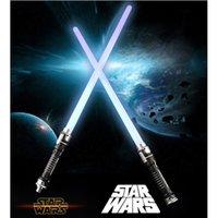 Wholesale piece Star Wars The Force Awakens Kylo Ren Lightsaber LED Light amp sound Cosplay Figure Toys Light saber Darth Vader