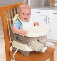 Wholesale Summer Infant Deluxe Comfort Booster Seat Folding High Chair New