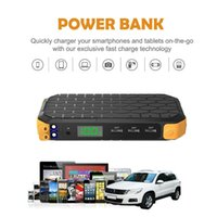 battery starter chargers - Portable Car Emergency Power Bolt Power mAh Portable Car Jump Starter Utility Vehicles Emergency Launch Power Battery Charger