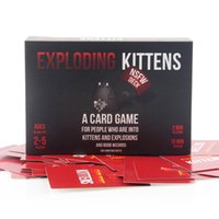 Wholesale Exploding Kittens Cards game Humanities of Against US UK AU CA Basic Edition Expansions Timely Delivery Top Quality Card