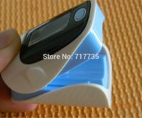 Wholesale display AAA battery Fingertip Pulse Oximeter Blood Oxygen SpO2 saturation oximeter monitor monitor love