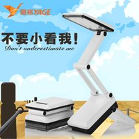 Wholesale YAGE C LED charging lamp student bedroom reading lamp creative gift table stall goods