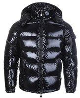 anorak jacket sale - High Quality Winter Down Jacket Maya Men s Warm Anorak Hooded Coat Jackets For Men Luxury Fashion Brand Padded Mon Coats Sale