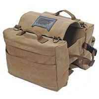 Wholesale Pet dog self carry harness bag Outdoor dog saddle backpack quick release dog travel backpack