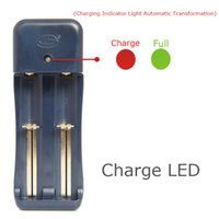 Wholesale 10pcs Universal Travel Charger AC V Double v Lithium Battery For Li ion Lithium Battery