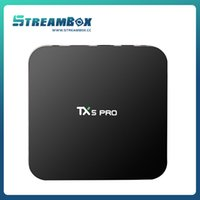 Wholesale box tv live OTT BOX TX5 PRO Amlogic S905X up to GHz Quad core ARM Cortex A53