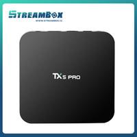 Wholesale box tv live OTT BOX TX5 PRO Amlogic S905X up to GHz Quad core ARM Cortex A53