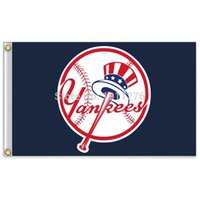 Wholesale New York Yankees Major League Baseball MLB Pennant USA cm D sports decoration