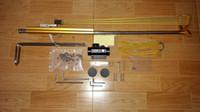 Wholesale Golden Flying Tiger enhanced metal type slingshot NEW