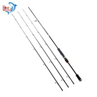 baitcasting tips - 3 Tips M Spinning Casting Rod with ML M MH CM Spin Baitcasting Rod Carbon Fishing Rod Lure Fishing Pole Product China