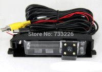 Wholesale Car Rear View Reverse backup Camera auto DVD GPS camera in car camera for TOYOTA RAV4 RELY X5 CHERY TIGGO CHERY A3