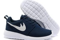american mesh - 2016 hot sale Brand shoes Roshe running shoes Mesh RUN sports sneakers breathable European and American Style Women and Men shoes