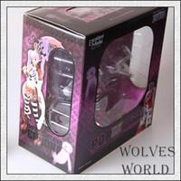 Wholesale One Piece POP anime ghost princess Perona figures