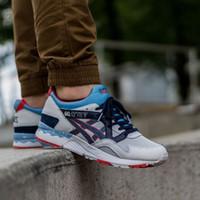 bait box - Asics Shoes Men Women BAIT x ASICS Gel Saga Running Shoes Original New Fashion Cheap Jogging Sneakers Size