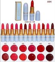 Wholesale New arrivel Lipstick makeup lipstick CINDERELA fantasy lipstick matte makeup lip stick