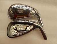 Wholesale KATANA VOLTIO G SERIES combo iron set is Hybrid iron style P A S is iron style withmaraging material face