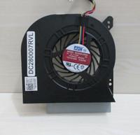 Wholesale MCF J19BM05 TCF42 BATA0912R5H CN TCF42 DC280007RF0 DC280007RSL DC280007RVL CPU FAN FOR DELL Latitude E6410 E6510 COOLING FAN