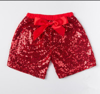 Wholesale Hot Sale Sequin Shorts for Girls Baby girl clothes Kids clothing Girl shorts PP pants JD