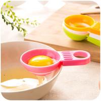 Wholesale Eco Friendly High Quality Egg Yolk White Separator Egg Divider Egg Tools PP Food Grade Material