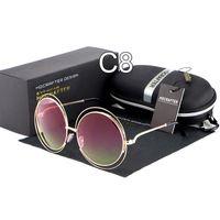 authentic vintage sunglasses - 2016 Authentic Mens Sunglasses Quality Men Women Fashion Sun Glass UV400 Designer Polarized Sunglasses sol Sunglass Vintage Frame Brand Q3