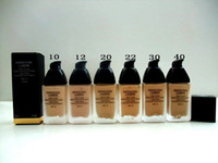 Wholesale Brand Makeup Whitening Foundation SPF Fine Face Care Liquid Foundation Makeup Whitening FREE DHL