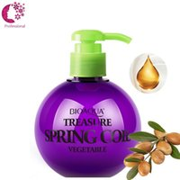 Wholesale ML Long lasting Hair Style Curl Enhancer Moisturizing Smooth Damage Repaired Hair Cream Fluffy Non greasy Natural Energetic