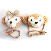 disney wholesale - PrettyBaby designs Disney coin purses cm Duffy and Shelliemay shape plush wallets D cartoon style