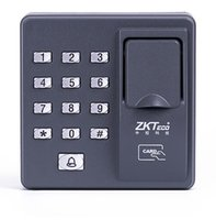 ac locks - ZK teco AC X7 Biometric standalone access control reader Door locks device for securiry home office