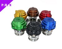 Wholesale mm tial Wastegate external turbo red blue black With Flange and HardwareTiAL MV R Water Cooled Waste Gate stocked