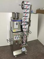 Wholesale Automatic Sealing Machine cursor positioning back seal automatic packaging machine granules food Medicinal material tea bags